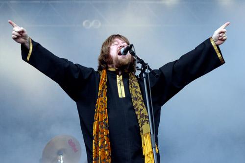 2004-06-05 - The Soundtrack Of Our Lives spelar på Rock Im Park, Nürnberg