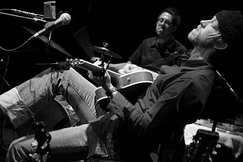 2004-11-21 - Woven Hand performs at Södra Teatern, Stockholm