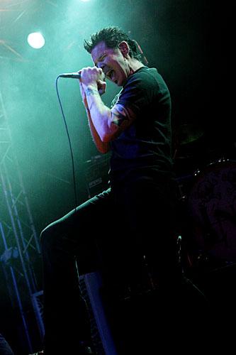 2005-02-16 - Adlers Apetite performs at Sticky Fingers, Göteborg