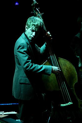 2006-02-26 - Loney, Dear performs at Södra Teatern, Stockholm