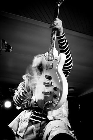 2007-07-14 - Midnight Monkeys spelar på Arvikafestivalen, Arvika