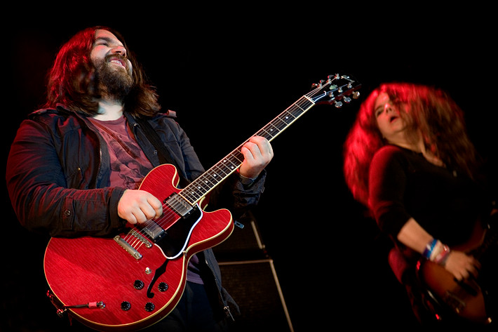 2007-07-14 - The Magic Numbers performs at Arvikafestivalen, Arvika