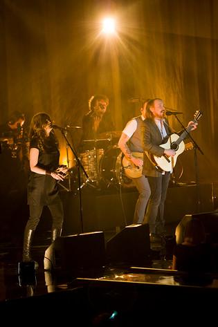 2008-01-09 - Grammisgalan spelar på Globen, Stockholm