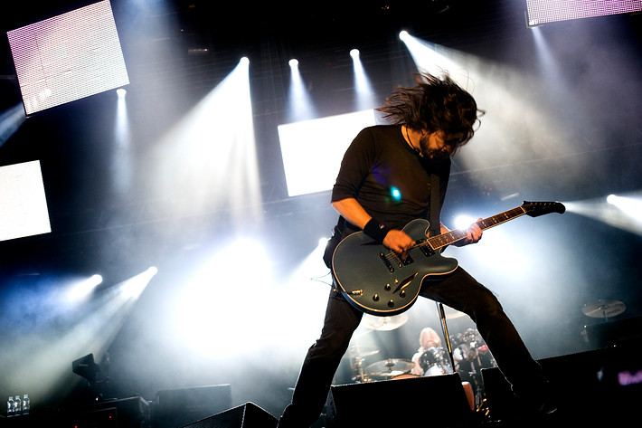 Foo Fighters Where The Action Is Stora Skuggan Stockholm