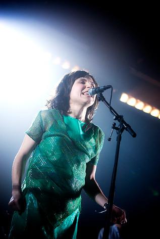 2009-03-22 - Laleh performs at Lisebergshallen, Göteborg