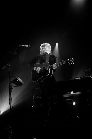 2009-03-13 - Anna Ternheim performs at Idun, Umeå