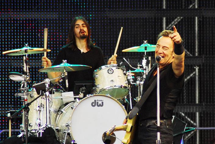 Springsteen spelar i stockholm