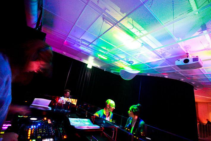 2010-03-27 - Stereoarki spelar på Umeå Open, Umeå