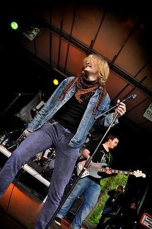 2010-05-28 - Strum performs at Siesta!, Hässleholm