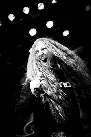 2010-07-08 - Obituary performs at Rockweekend, Söderhamn