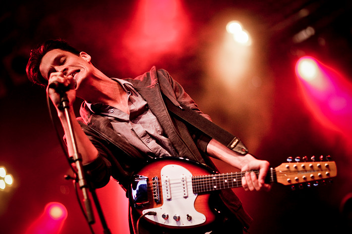 2010-07-24 - Jonathan Johansson spelar på Trästockfestivalen, Skellefteå