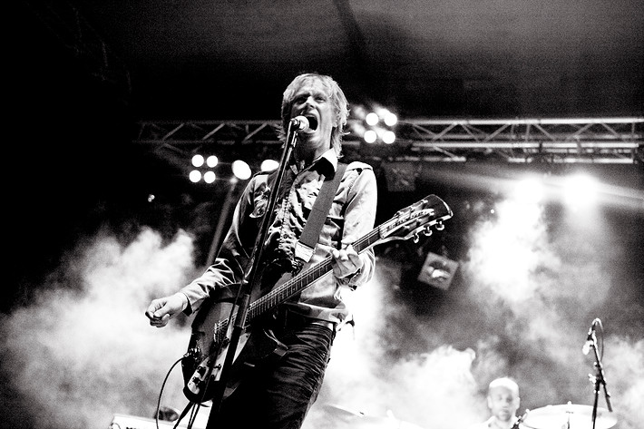 2010-07-31 - Invasionen performs at Kaos, Mellerud