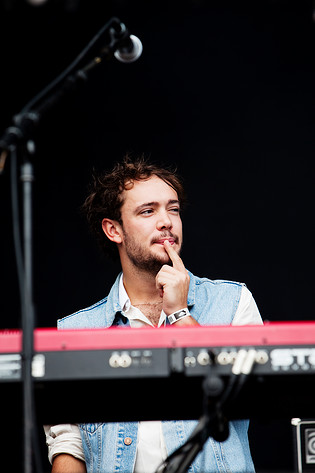 2010-08-14 - Mumford & Sons spelar på Way Out West, Göteborg