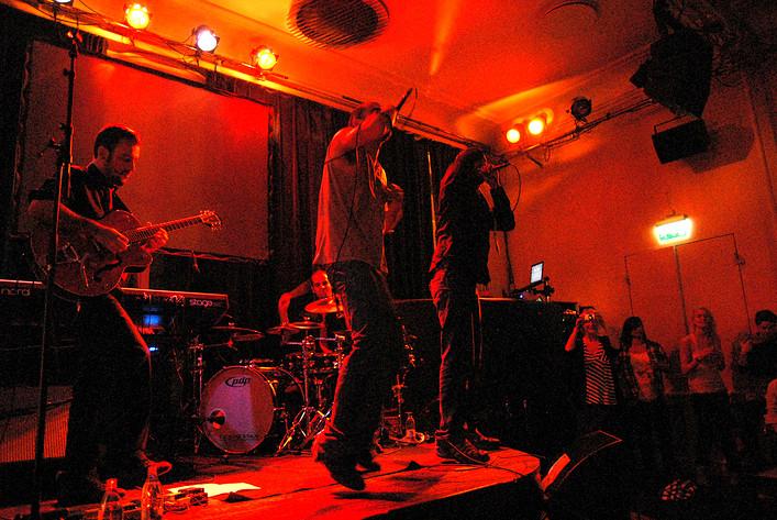 2010-10-15 - At Versaris performs at Södra Teatern, Stockholm