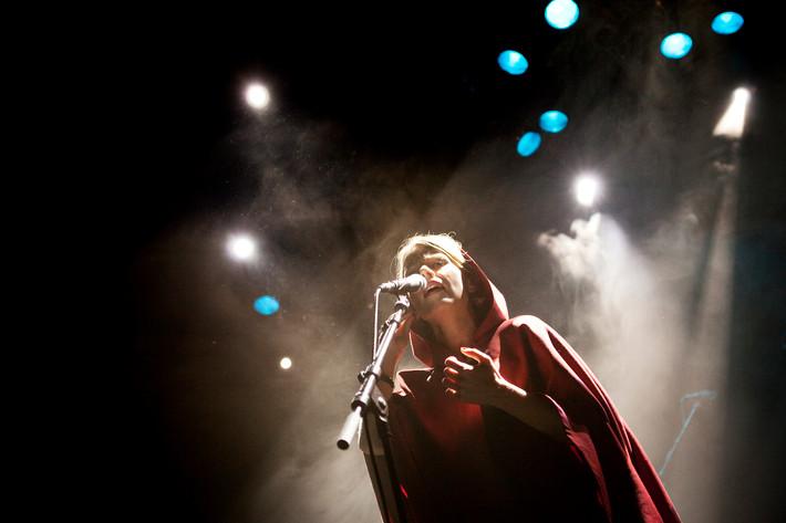 2011-03-11 - Säkert! performs at Trädgår'n, Göteborg