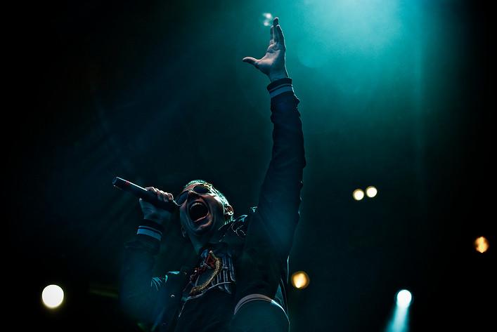 2011-06-18 - Avenged Sevenfold spelar på Metaltown, Göteborg