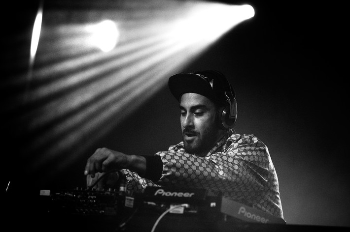 2011-07-15 - Armand Van Helden performs at Hultsfredsfestivalen, Hultsfred