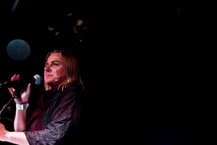 2011-07-14 - Solja Krapu spelar på Hultsfredsfestivalen, Hultsfred
