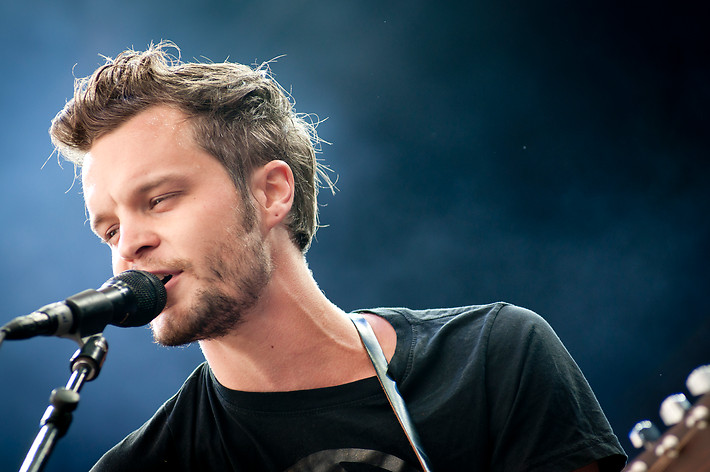 2011-07-16 - The Tallest Man On Earth spelar på Hultsfredsfestivalen, Hultsfred