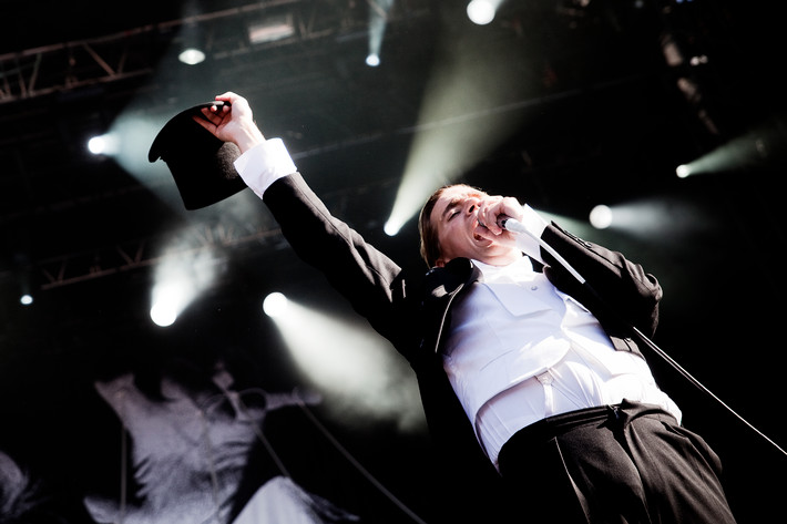 2011-08-12 - The Hives performs at Way Out West, Göteborg