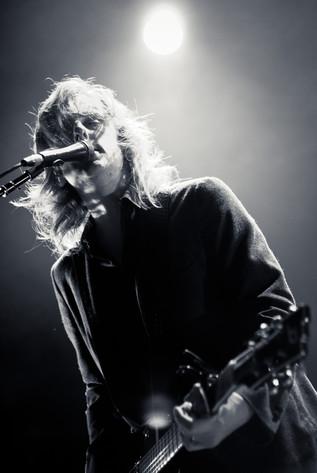 2011-11-17 - My Morning Jacket spelar på Mejeriet, Lund
