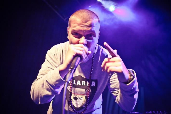 2012-02-28 - Prop Dylan spelar på Babel, Malmö