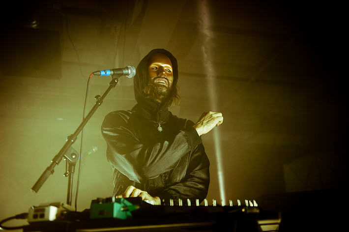 2012-03-05 - Miike Snow performs at Fotografiska, Stockholm