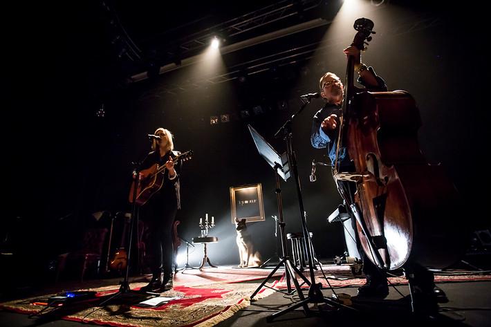 2012-03-30 - Anna Ternheim performs at Umeå Open, Umeå