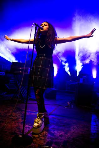 2012-06-15 - Charli xcx spelar på Hultsfredsfestivalen, Hultsfred