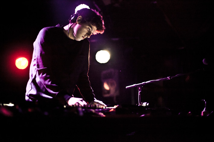 2012-06-17 - Jamie XX performs at Hultsfredsfestivalen, Hultsfred
