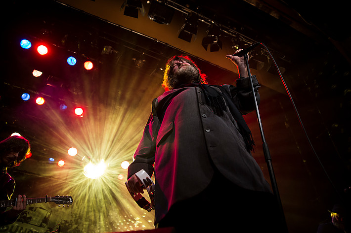 2012-12-22 - The Soundtrack Of Our Lives performs at Södra Teatern, Stockholm