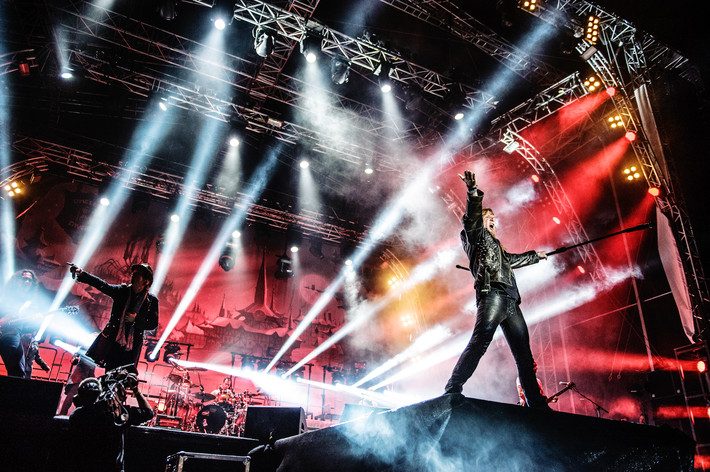 2013-06-08 - Avantasia spelar på Sweden Rock Festival, Sölvesborg