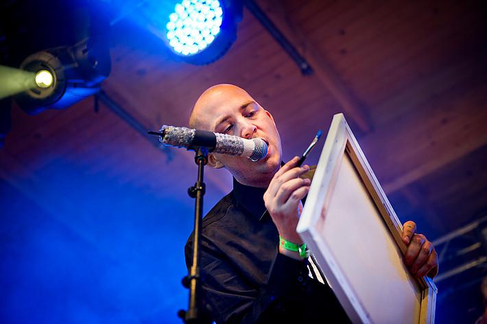 2013-07-27 - 50 Hertz performs at Emmabodafestivalen, Emmaboda