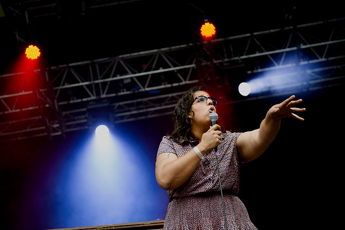 2013-08-08 - Alabama Shakes performs at Way Out West, Göteborg