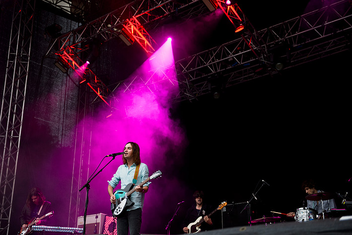 2013-08-08 - Tame Impala performs at Way Out West, Göteborg