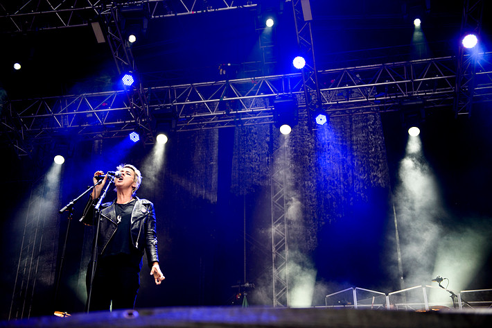 2013-08-10 - Cat Power performs at Way Out West, Göteborg