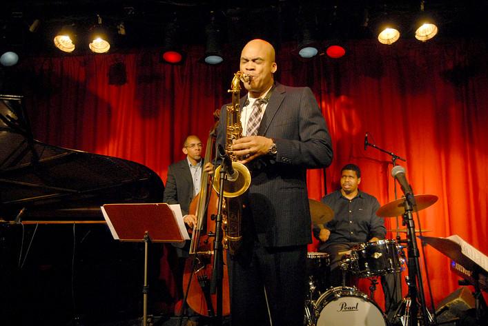 2014-01-20 - Wayne Escoffery Quintet performs at Fasching, Stockholm