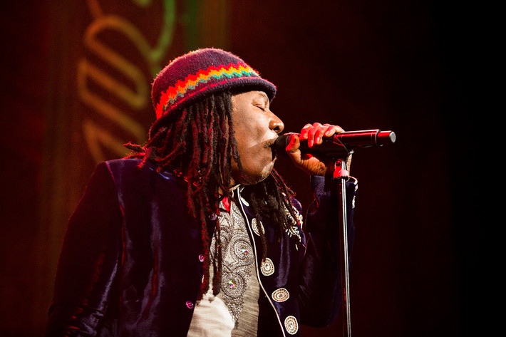 2014-10-31 - Alpha Blondy performs at Nalen, Stockholm