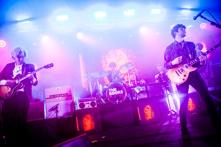 2015-02-09 - The Kooks spelar på Münchenbryggeriet, Stockholm