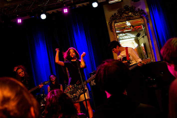 2015-06-03 - Dolores Haze performs at Södra bar, Stockholm