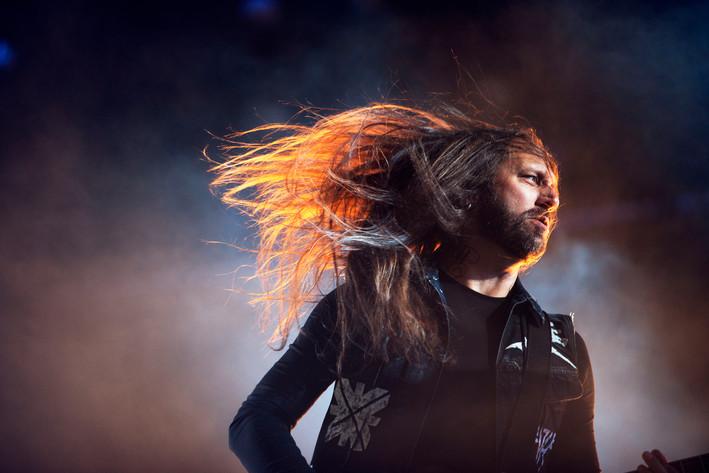 2015-06-25 - In Flames spelar på Bråvalla, Norrköping