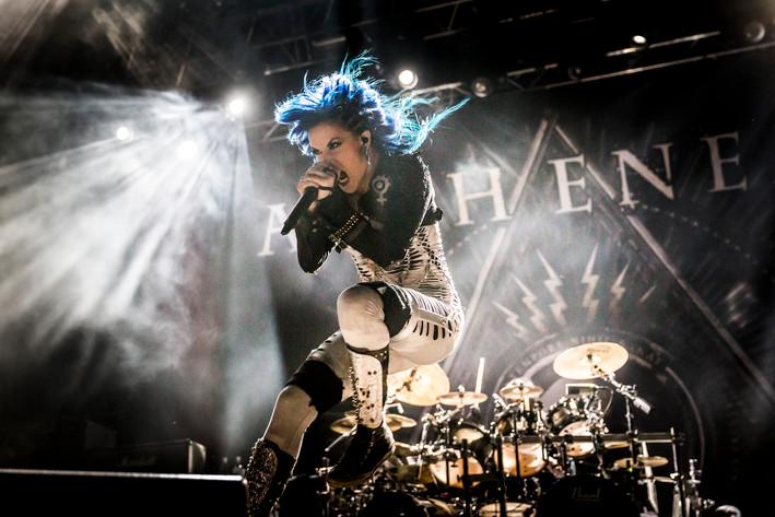 2015-06-25 - Arch Enemy spelar på Bråvalla, Norrköping