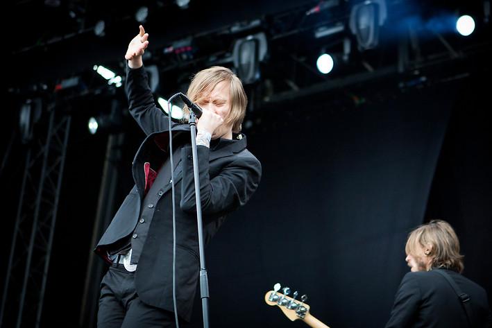2015-06-26 - Refused spelar på Bråvalla, Norrköping