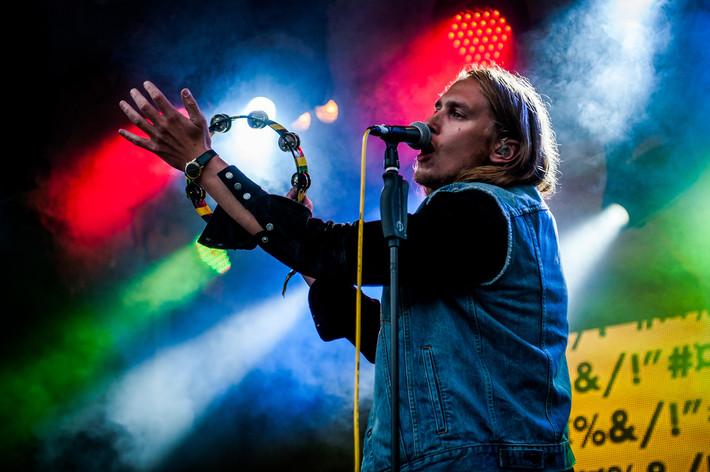 2015-07-25 - Thomas Stenström performs at Emmabodafestivalen, Emmaboda