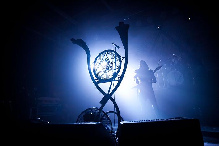 2016-01-31 - Behemoth performs at Arenan, Stockholm