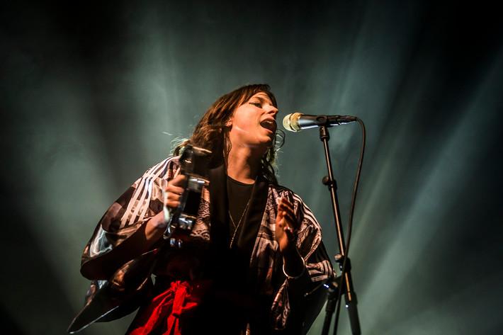2016-04-08 - Susanne Sundfør spelar på Umeå Open, Umeå