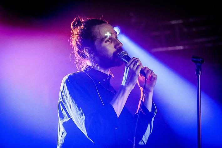 2016-04-15 - Adam Chiapponi performs at Debaser Hornstulls Strand, Stockholm
