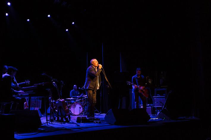2016-04-24 - Tindersticks performs at Södra Teatern, Stockholm
