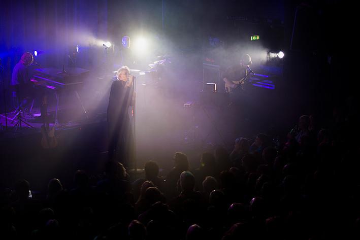 2016-04-27 - Eva Dahlgren performs at Pustervik, Göteborg