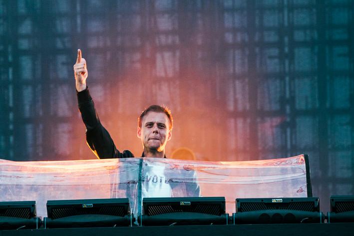 2016-06-10 - Armin Van Buuren performs at Summerburst Stockholm, Stockholm